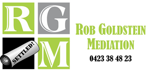 ROB GOLDSTEIN MEDIATION